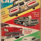 Custom Cars April 1960 - Crown Victoria Mercury T-Bird