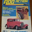 Rod Action October 1982 - '32 Vicky with Ferrari V12!