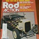 Rod Action November 1978 -'29 Ford Roadster, '26 Pickup