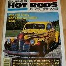 Super Hot Rods & Customs February 1986 - '41-'51 Mercs