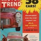 Motor Trend September 1957 - Studebaker Corvette Volvo