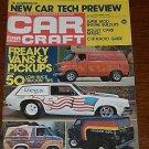 Car Craft Magazine October 1975 - Classic Cars NHRA