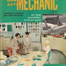 Home Auto Mechanic Apr 1956 Car Magazine Fix Repair Old