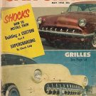 Car Craft May 1955 - Grille Supercharged Dragster Ford