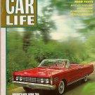 Car Life Magazine January 1965 - Park Lane LeSabre Auto