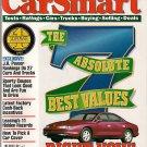 Car Smart Summer 1995 - Cavalier Sunfire Bug Dakota MX6