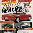 Motor Trend October 1999 - BMW Z8 Lexus T-Bird Aston