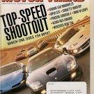 Motor Trend July 1999 - Jaguar Maxima Viper BMW Porsche