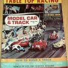 The Complete Book of Table Top Racing 1963 #1 - Model