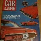 Car Life October 1966 -'67 Cougar, '67 Camaro
