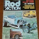 Rod Action Magazine June 1978 - 1923 Ford Pickup