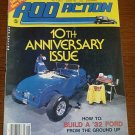 Rod Action August 1982, 10th Anniversary Issue, 32 Ford