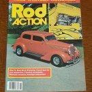 Rod Action November 1980 - 34 Ford Sedan, Near Mint-