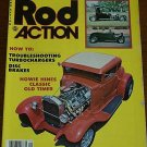 Rod Action May 1981-'32 Ford Sedan, Howie Hines Classic