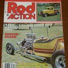 Rod Action January 1981 - '32 Ford Pickup, '23 Turtle