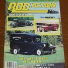 Rod Action April 1984 - '34 Delivery, '32 Dodge Coupe