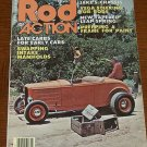 Rod Action February 1977 - '32 Hiboy, Manifold Swap