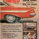 Motor Trend June 1961 - Temepst Skylark Falcon Indy 500