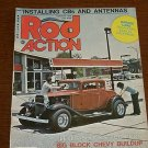 Rod Action Magazine September 1976 - Classic Car Street