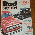 Rod Action Magazine July 1975 - Classic Car Street