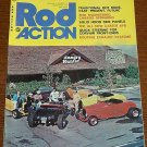 Rod Action Magazine December 1975 - Classic Car Street