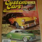 Hot Rod Custom Cars 1982 - Lowrider, Corvette, '51 Merc