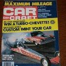 Car Craft Magazine May 1976 - Classic Cars NHRA