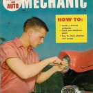 Home Auto Mechanic Jul 1956 Car Magazine Fix Repair Old