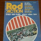 Rod Action Magazine August 1974 - Classic Cars Street