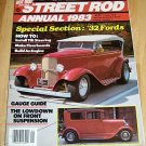 Hot Rod Street Rod Annual 1983 Vol 1 #1 - '32 Fords