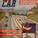 Your Car Magazine November 1953 Brakes Kill Death Trap