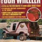 Four Wheeler November 1978 - Van Quadravan Vega AMC