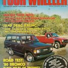 Four Wheeler February 1981 - Bronco Racing Cruiser SR5