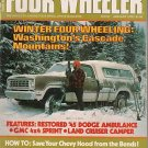 Four Wheeler January 1979 - Sinpar Jeep Military Dodge