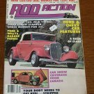 Rod Action April 1982 - 1932 Ford Coupe, '33 Cabriolet