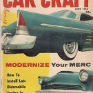 Car Craft June 1956 - Chevy Olds Ford Rocket Mercury