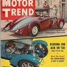 Motor Trend July 1957 - Delage Bugatti Custom Jaguar