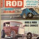 Modern Rod 1964 #2 - NHRA AHRA Car Magazine Race Drag