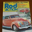 Rod Action Magazine July 1978 - Classic Car Street