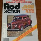 Rod Action October 1978 - 1932 Phaeton, 6 Ford Features