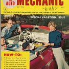 Home Auto Mechanic May 1956 Car Magazine Fix Repair Old