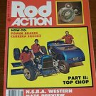 Rod Action June 1980 - 1934 Studebaker, '35 Pheaton