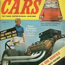 Cars December 1959 Vol 1 #1 First Issue - Hot Rods