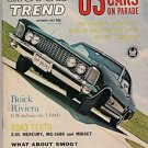 Motor Trend October 1962 - Riviera MG Midget Racing