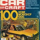 Car Craft January 1976 - IHRA NHRA Pacer Airbrush Vette