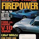 Motor Trend September 1998 - Corvette Tiburon Cougar