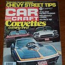 Car Craft Magazine December 1976 - Classic Cars NHRA