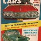 Custom Cars July 1960 - 1959 Olds Headlights Scoop Nerf