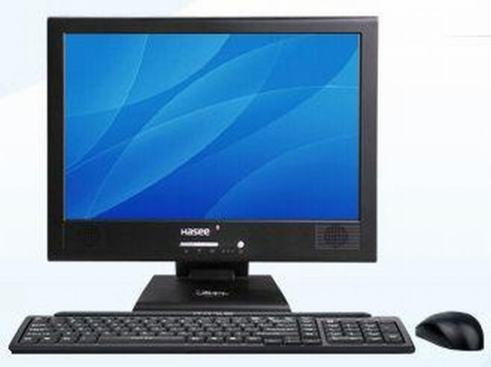 ALL-IN-ONE TOUCHSCREEN PE740   17''
