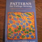 Patterns For College Writing 9th Edition